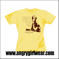 Phillis Wheatley - Fitted Girlie Tee