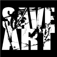 Save Art - T-shirt