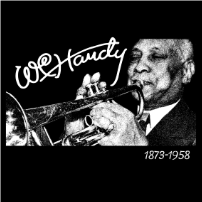 A Tribute to WC Handy - T-shirt