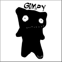 Gimpy - Fitted Girlie Tee