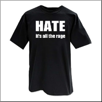 Hate it's all the Rage T-shirt