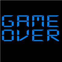 Game Over - T-shirt
