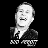 A Tribute to Bud Abbott - T-shirt