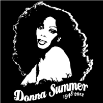 Donna Summer Tribute - T-shirt