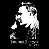 A Tribute to Friedrich Nietzsche - T-shirt