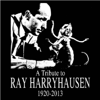 A Tribute to Ray Harryhausen- T-shirt