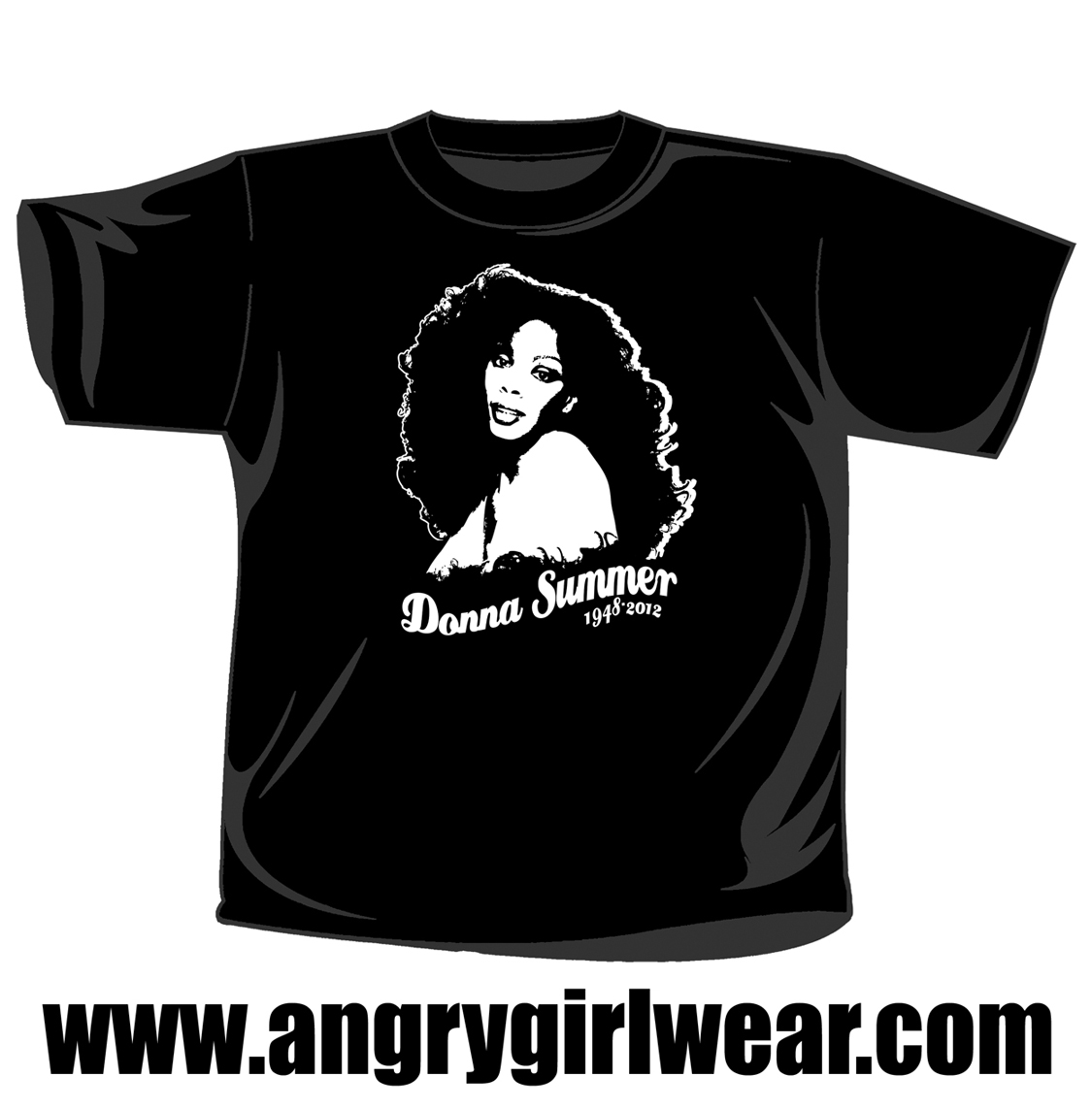 d17ad230921 Donna Summer Tribute - T-shirt. Click to enlarge image(s)